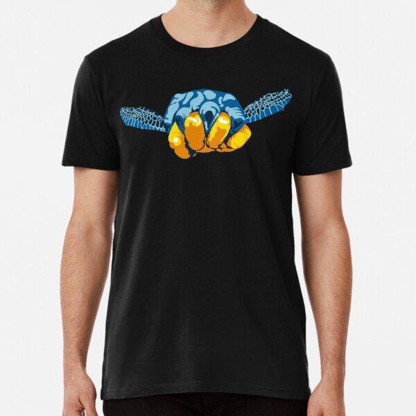 Turtle Hand Signal Premium T-Shirt