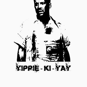 Yippee-ki-yay! by givemeone