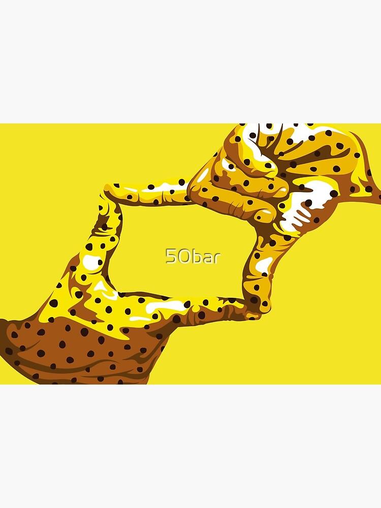 Boxfish Hand Signal by 50bar