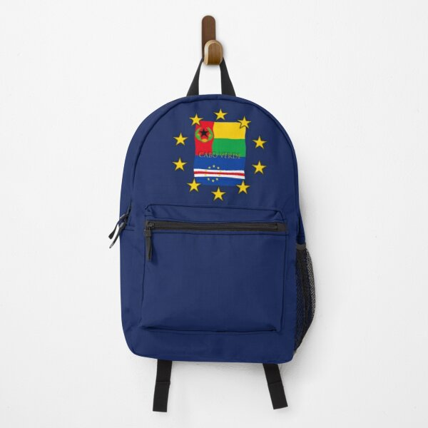 Cabo Verde 10 estrelas Backpack