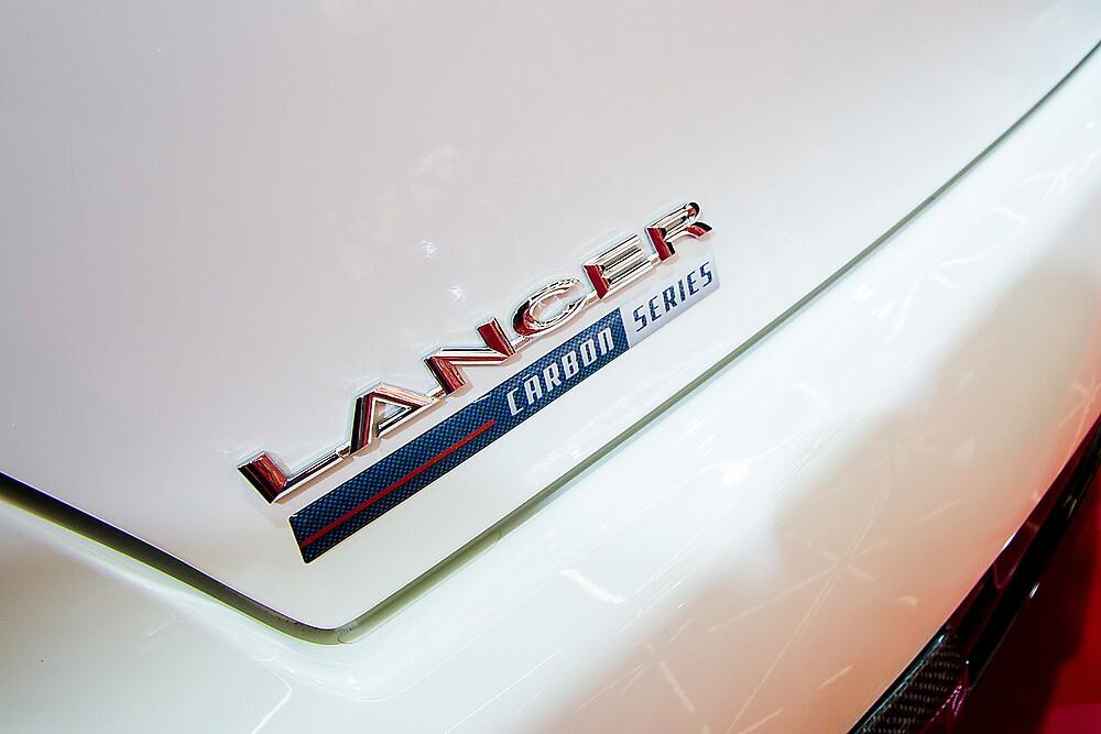 Mitsubishi Lancer Evolution X Detail [ Print & iPad / iPod / iPhone Case ] by Mauricio Santana