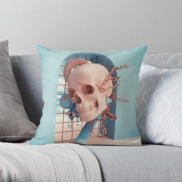 9 Throw Pillow