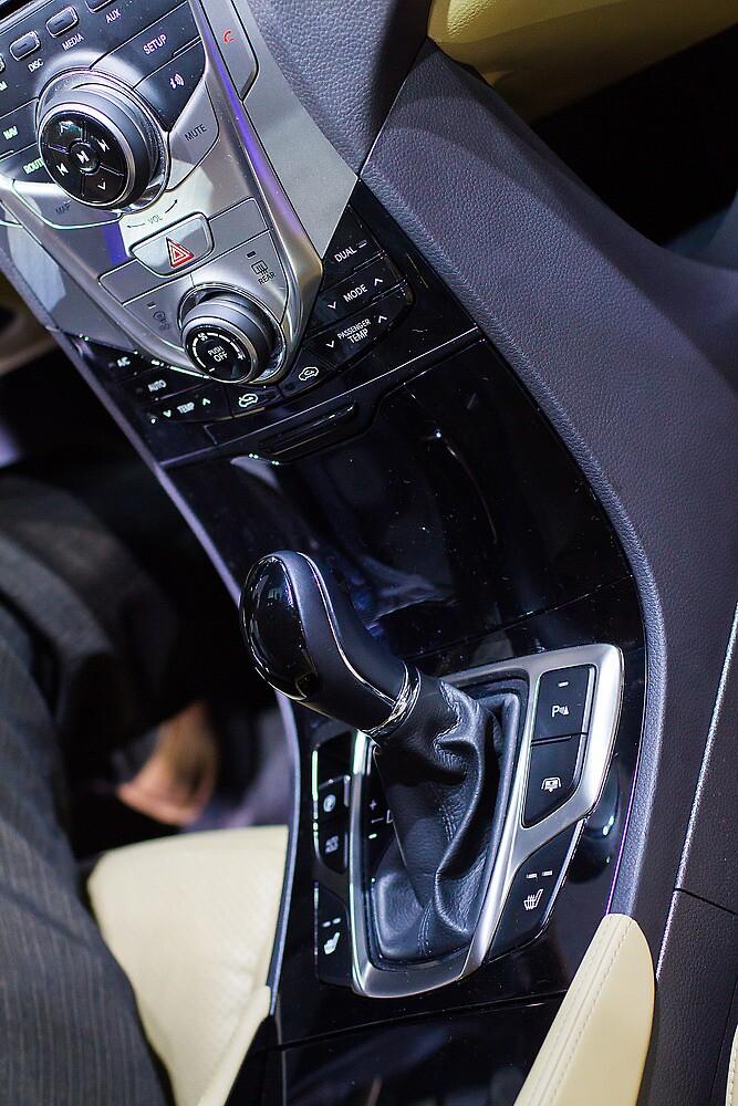 Hyundai Azera Clutch [ Print & iPad / iPod / iPhone Case ] by Mauricio Santana