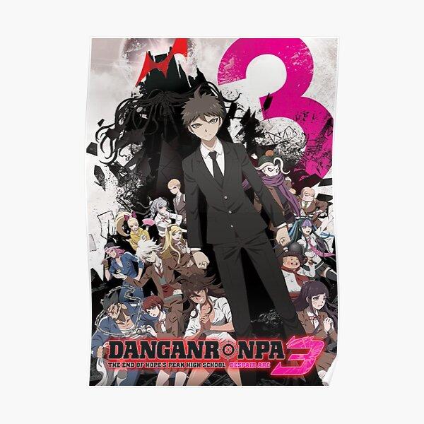 Danganronpa 3: Arc du désespoir Poster
