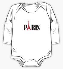 Paris Eiffel Tower Kids Clothes
