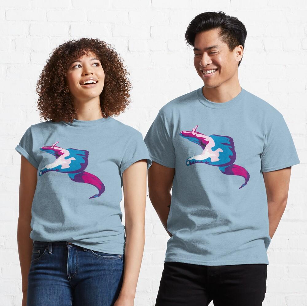 Moray Eel Hand Signal Classic T-Shirt