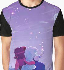 Camiseta gráfica Camiseta de observación de estrellas