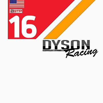 Le Mans Retro - Dyson Racing by jonniexile
