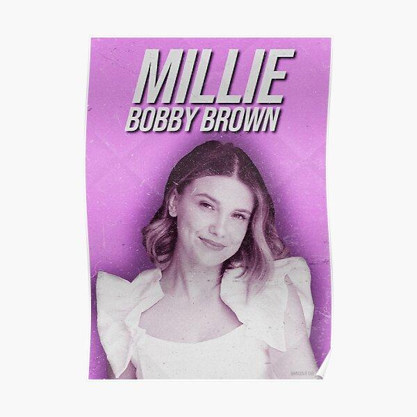 Millie Bobby Brown | Retro Póster