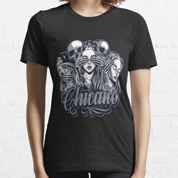 T-shirt pastel goth mauvaise Sorcière Club Crop Top Femme Blanc