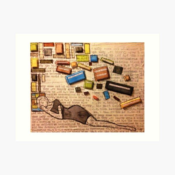 Cooper's Dream Art Print