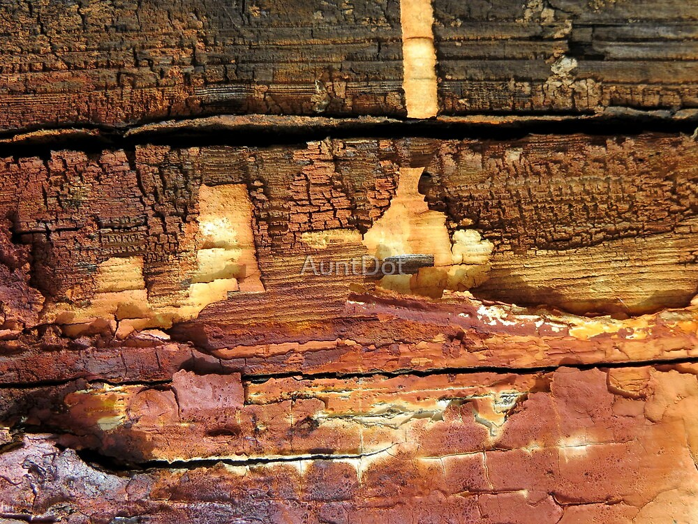 Cliffside Dwellings by AuntDot