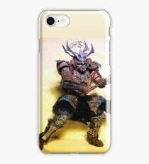 ©DA Samurai I iPhone Case/Skin