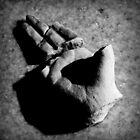 Charlton Heston's Dead Hand by Ben Loveday