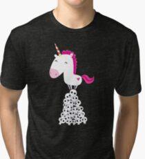 Killer Unicorn Tri-blend T-Shirt