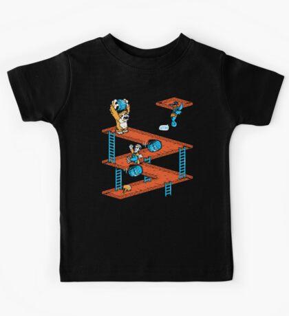 Escher Kong Kids Clothes