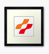 konami Framed Print