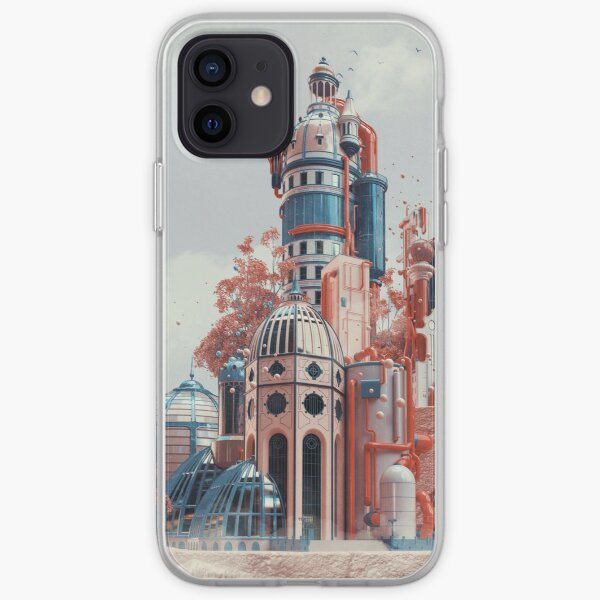 Crystal Castle iPhone Soft Case