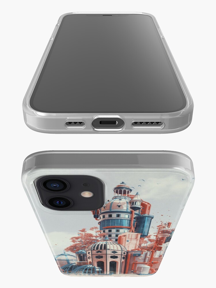 Alternate view of Crystal Castle iPhone Case & Cover