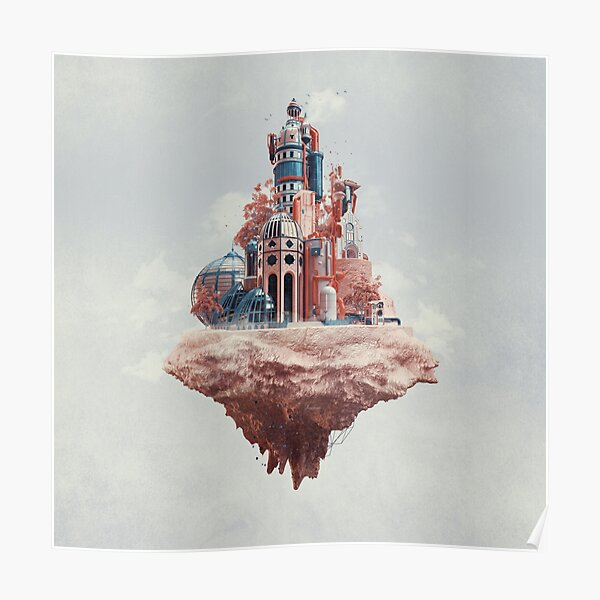 Crystal Castle Poster