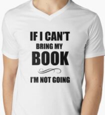 If i can't bring my book T-Shirt