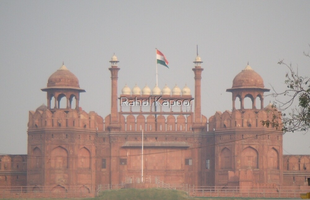 """Red Fort """"Lal Quila"""" India... by Rahul Kapoor"""