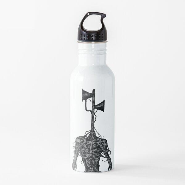 Siren Head Water Bottle