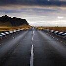Highway Number 1, Iceland by Dean Bailey