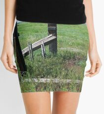 PRAIRIE FENCE Mini Skirt