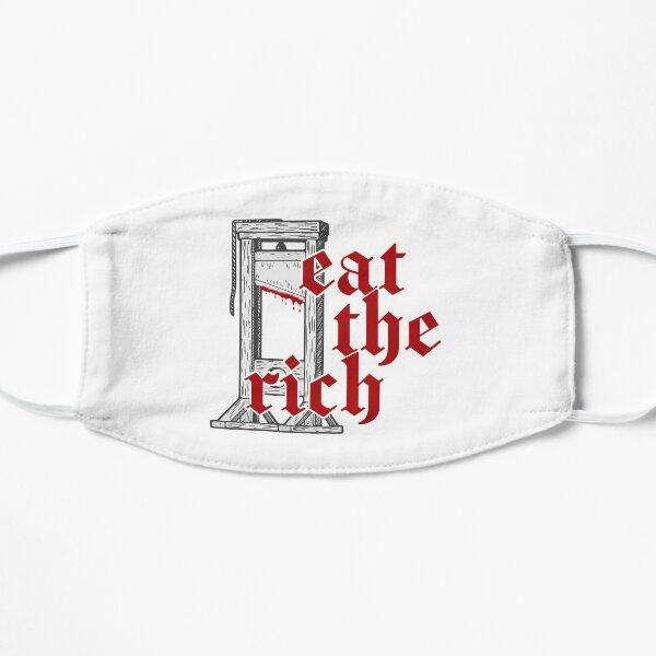Mange les riches Masque sans plis