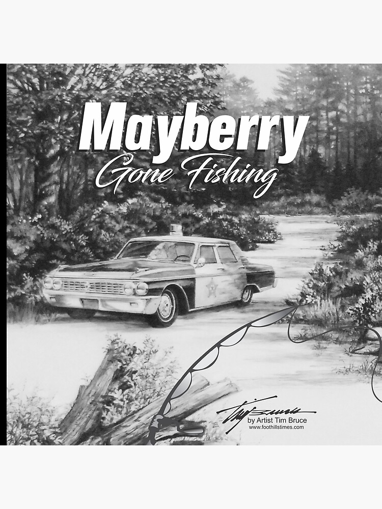 Mayberry The Beginning by DKEriksenArt