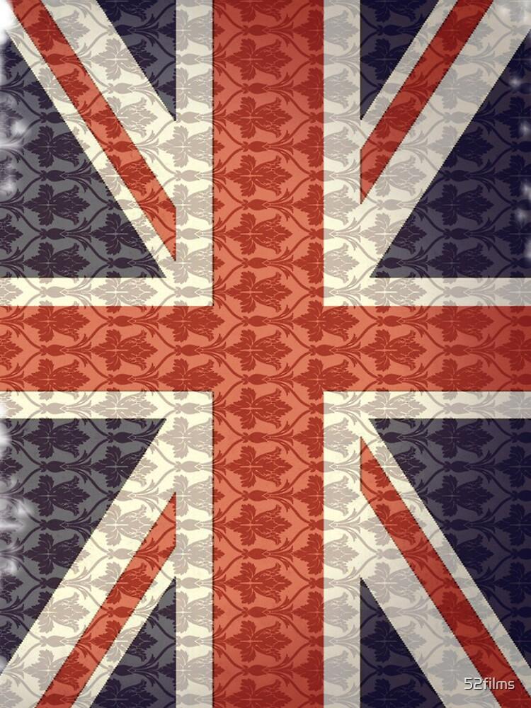 Union Flag/Sherlock wallpaper von 52films