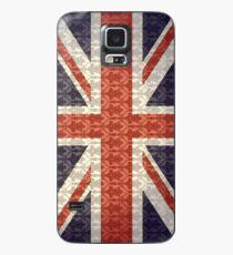 Union Flag/Sherlock wallpaper Case/Skin for Samsung Galaxy