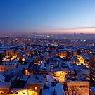 Baby It's Cold Outside - Belgrade Covered with Snow by StudioDestruct