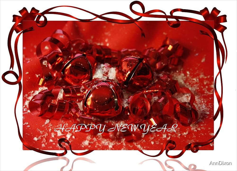 Happy New Year 2013 by AnnDixon