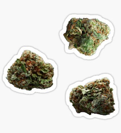 420 Buds #61 Sticker