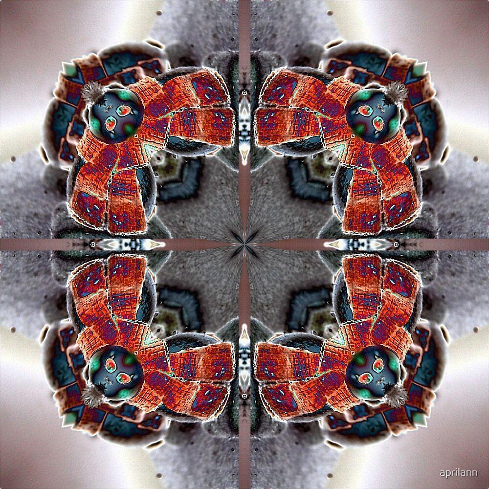 Winter Kaleidoscope by aprilann