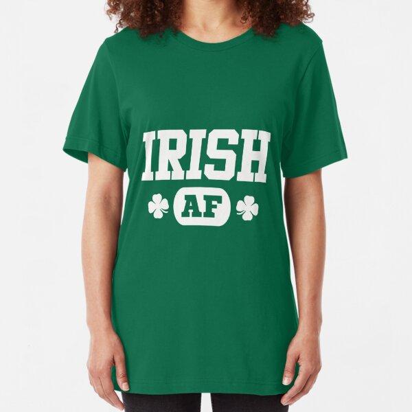 Irish AF Slim Fit T-Shirt