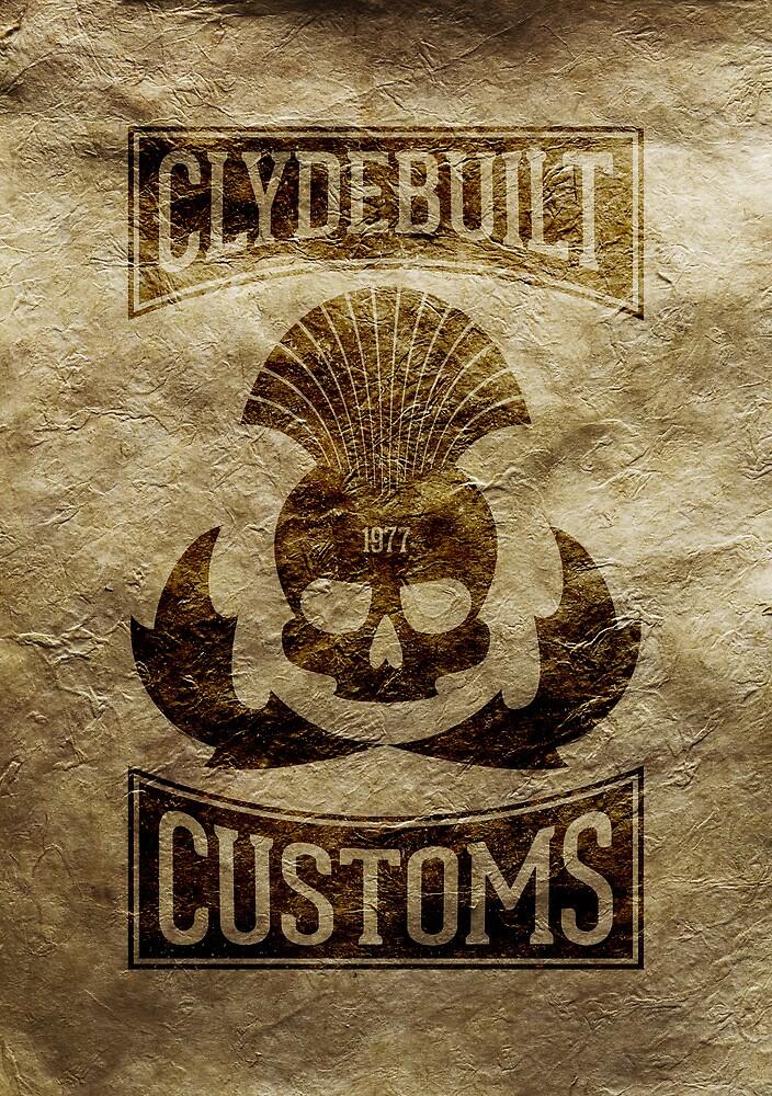 Clydebuilt Customs (black) by stuartm65