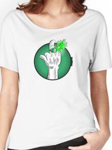 Wrath of the Comic Geek: The Oa Bird Women's Relaxed Fit T-Shirt