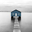 The Boatshed by Steven Powell