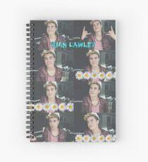 Cuaderno de espiral Collage de Kian Lawley