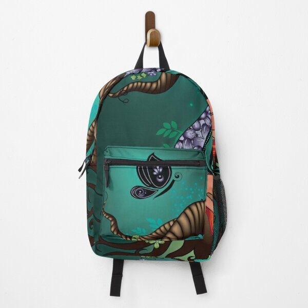 Mystical Butterfly Gnarly Tree Backpack