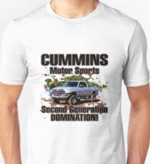 Cummins Motor Sports Unisex T-Shirt