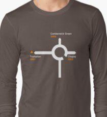 Trumptonshire, incorporating Trumpton, Chigley and Camberwick Green Long Sleeve T-Shirt