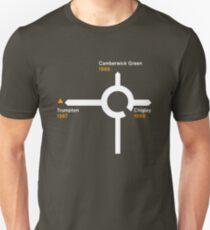 Trumptonshire, incorporating Trumpton, Chigley and Camberwick Green Unisex T-Shirt