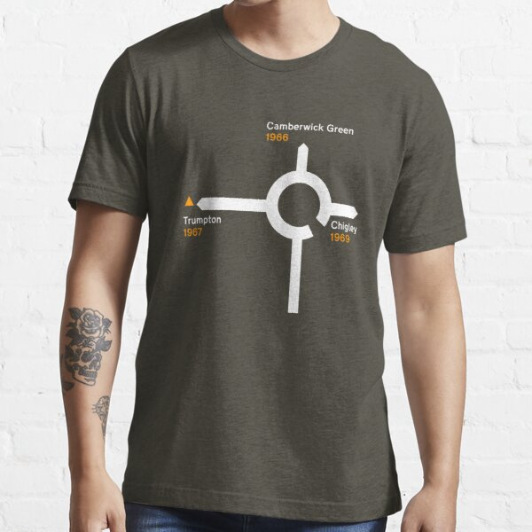 Trumptonshire, incorporating Trumpton, Chigley and Camberwick Green Essential T-Shirt