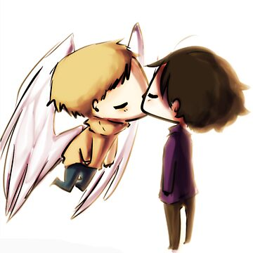 Angel!Johnlock by bunnypopcorn