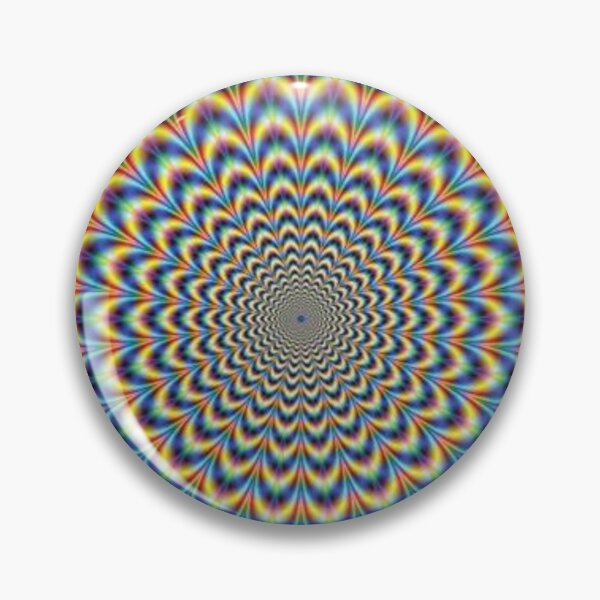Optical illusion Trip Pin