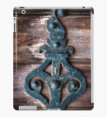 Old Door Mounting iPad Case/Skin